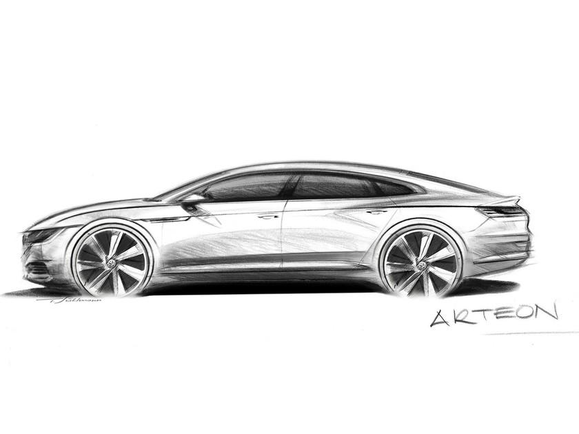 Ziemlich Eine Skizze Eines Autos Ideen - Elektrische ...