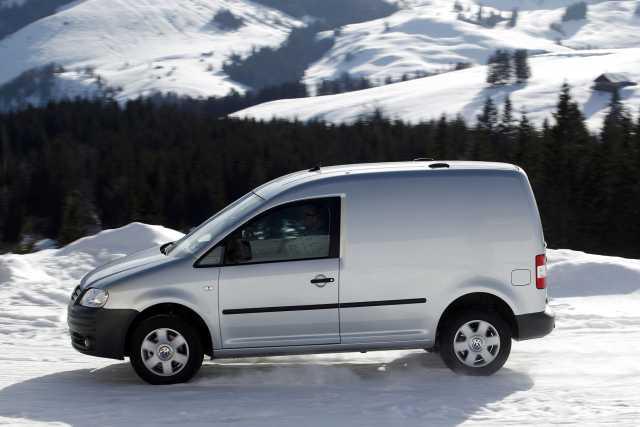 neuer vw caddy 4motion kastenwagen bild 2 von 4 auto. Black Bedroom Furniture Sets. Home Design Ideas
