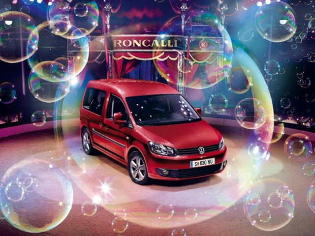 vw caddy sondermodell roncalli edition auto. Black Bedroom Furniture Sets. Home Design Ideas