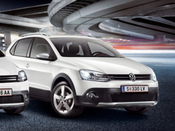 Country-Modelle von VW Polo, Golf Plus und Touran