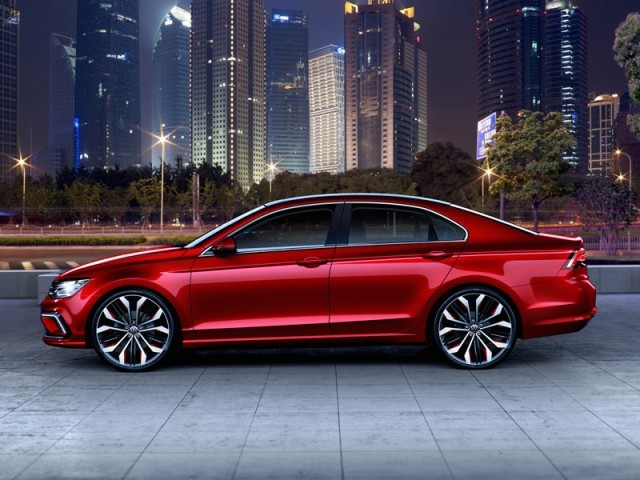 Vw new midsize coupe feiert premiere china 003