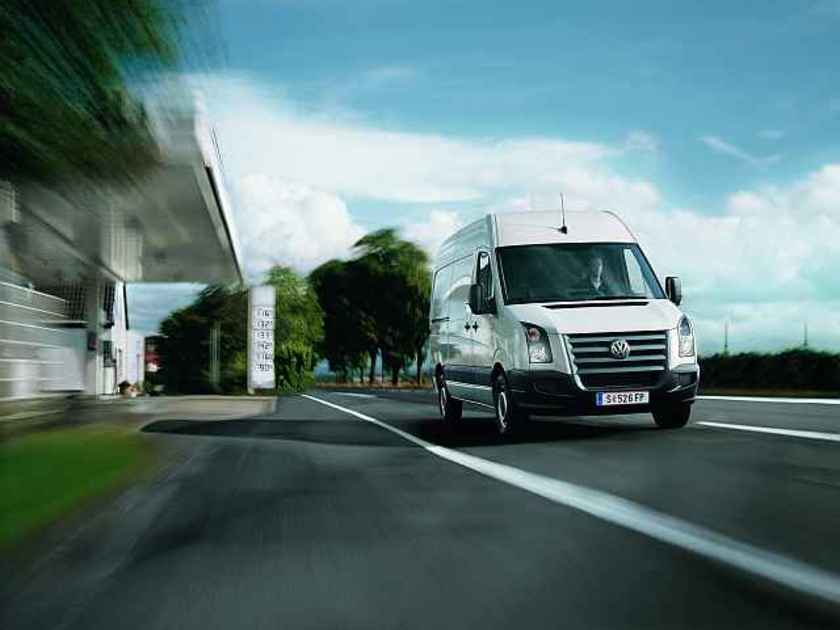 Vw lnf crafter 30 economy