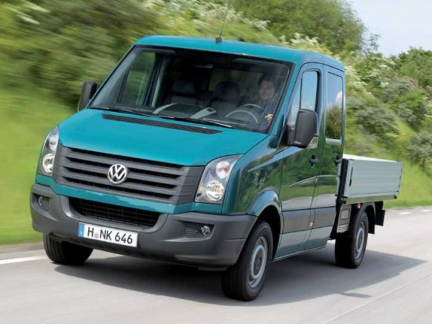 VW Crafter BlueMotion