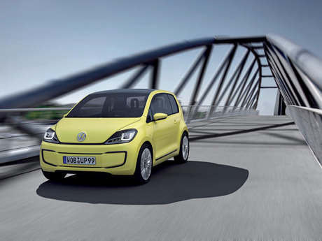 Vw e up vorne
