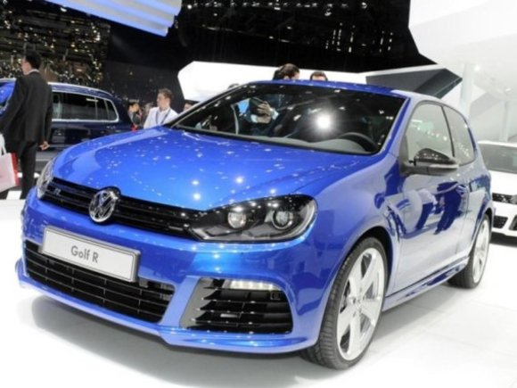 VW Golf R in vier exklusiven Designs