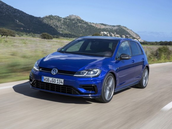 Performance-Paket für den VW Golf R