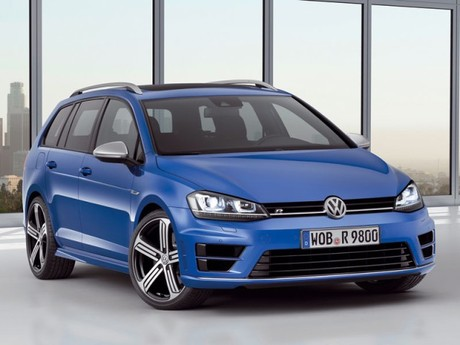 Premiere fuer vw golf r variant 001
