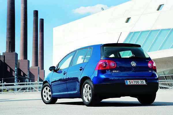 VW Golf Rabbit 90 PS TDI