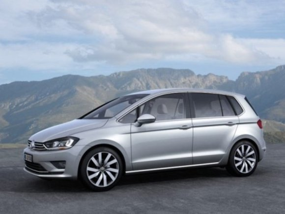 VW Golf Sportsvan Modell 2014