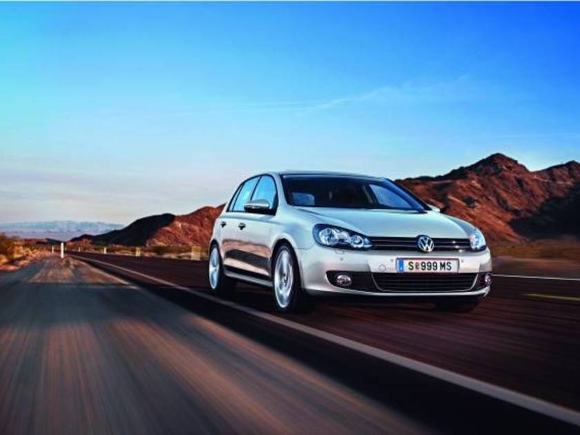 Vw golf 90 ps tdi