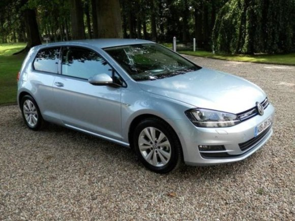 VW Golf TDI BlueMotion im Test