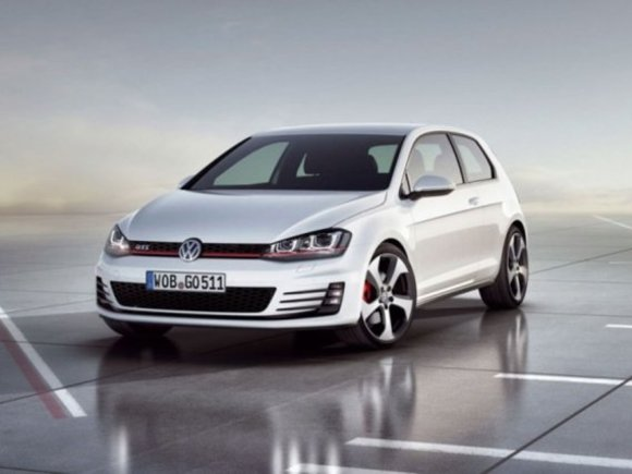 Paris 2012: Studie VW Golf VII GTI