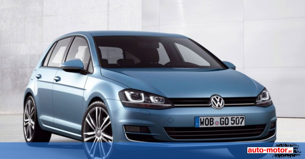 vw golf vii preis und alle infos auto. Black Bedroom Furniture Sets. Home Design Ideas