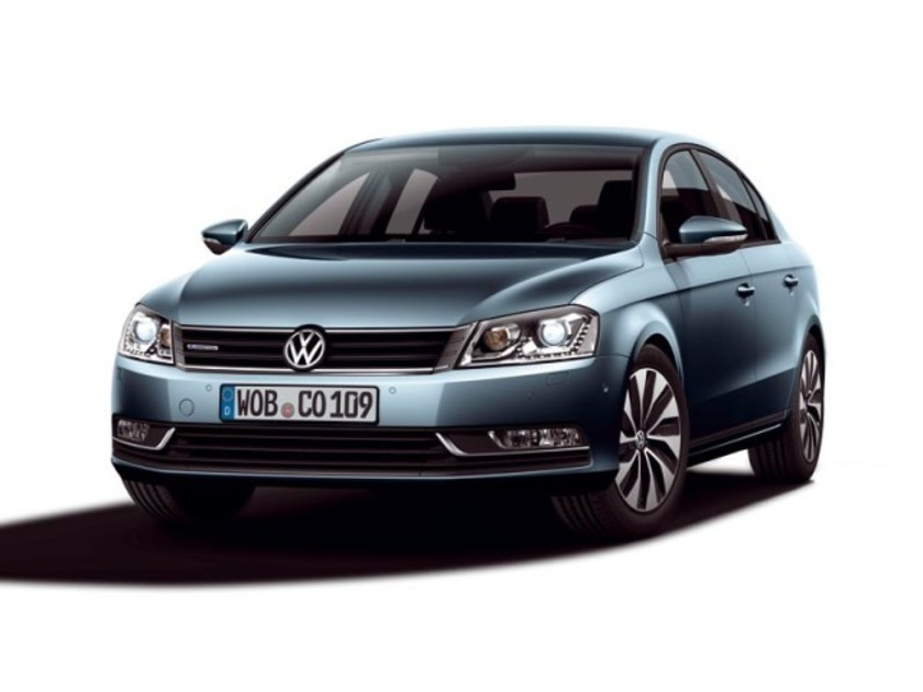 VW Passat BlueMotion ab sofort bestellbar