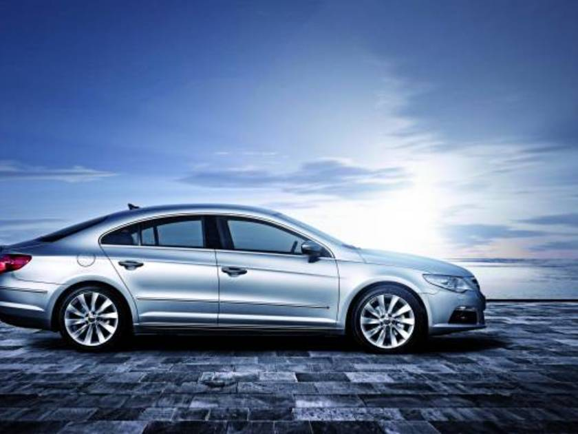 Vw passat cc design
