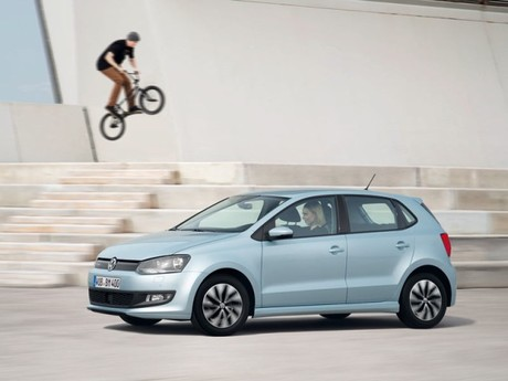 Polo TSI BlueMotion