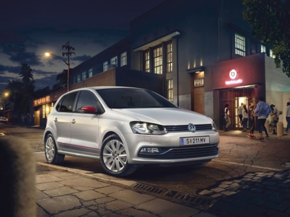 Sondermodell: VW Polo beats