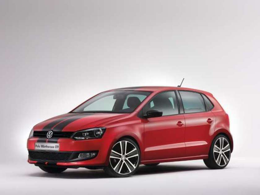 Vw studie polo woerthersee 09