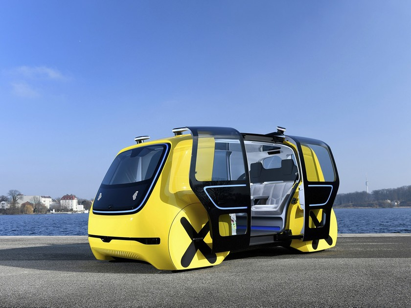 Alle Jahre wieder: VW zeigt SEDRIC Vision ::: auto-motor.at :::