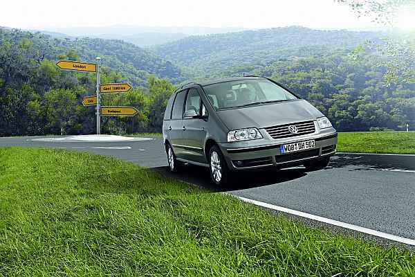 Vw sharan bluemotion 1