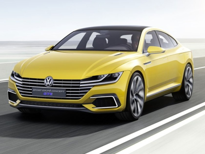 Genf 2015 vw zeigt sport coupe concept gte 001