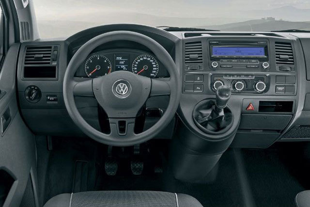 Vw t5 multivan test 3