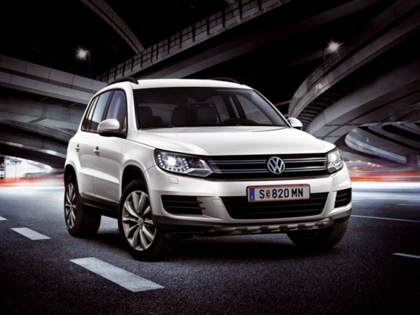 vw tiguan country ab sofort bestellbar auto. Black Bedroom Furniture Sets. Home Design Ideas