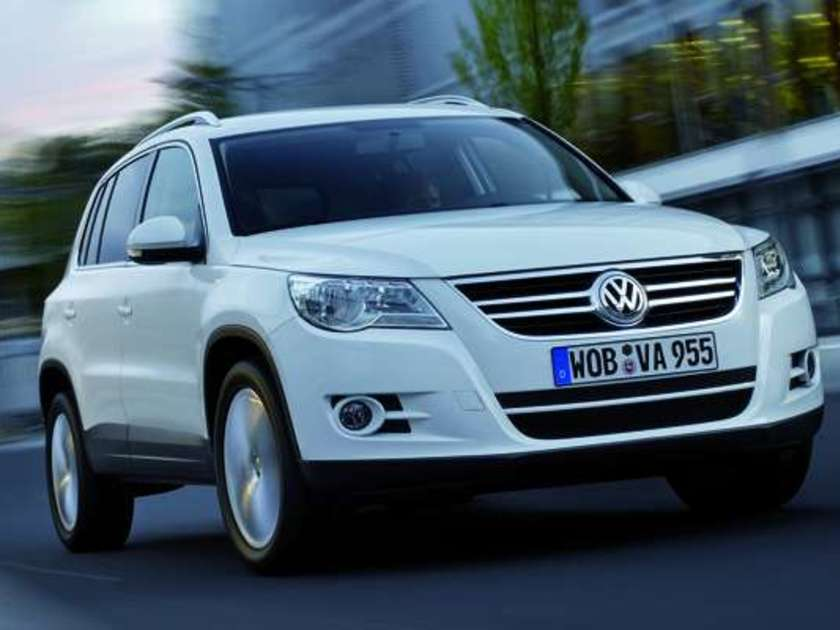 Vw tiguan neu start