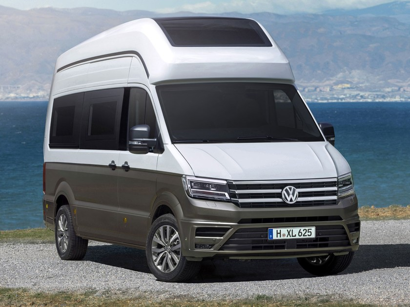 VW California XXL
