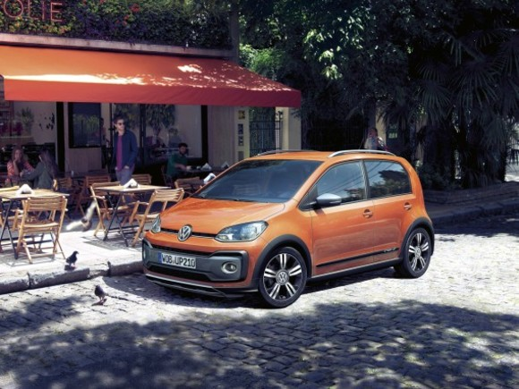 Der neue VW cross up!