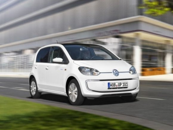 VW e-up! im Test
