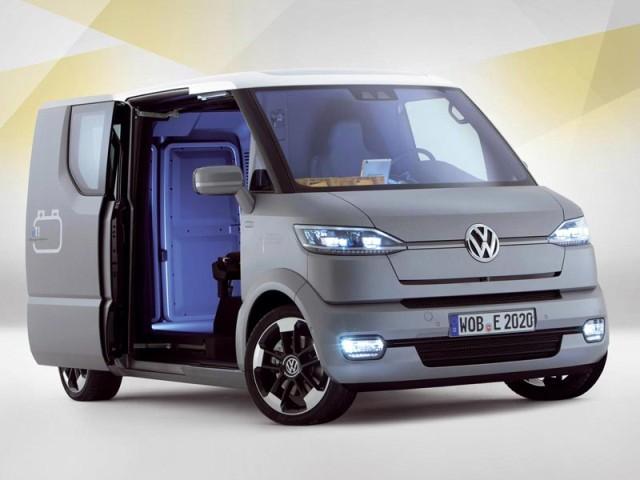 vw et transportfahrzeug der zukunft auto. Black Bedroom Furniture Sets. Home Design Ideas