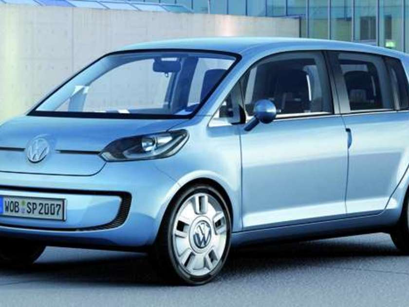 VW space up! feiert Weltpremiere in Tokyo ::: auto-motor.at :::