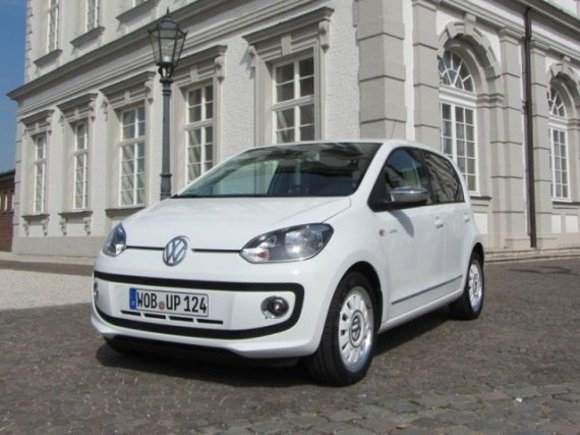 VW up! 4-Türer im Test