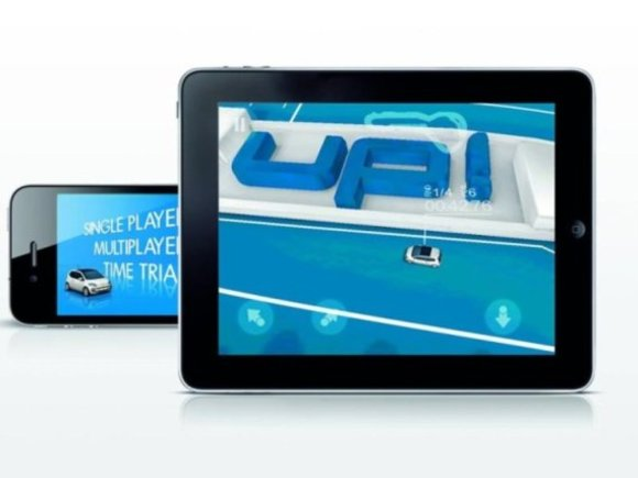 Volkswagen up! Challenge - Game App