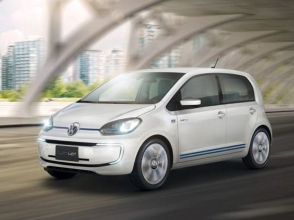 VW up! Hybrid Studie