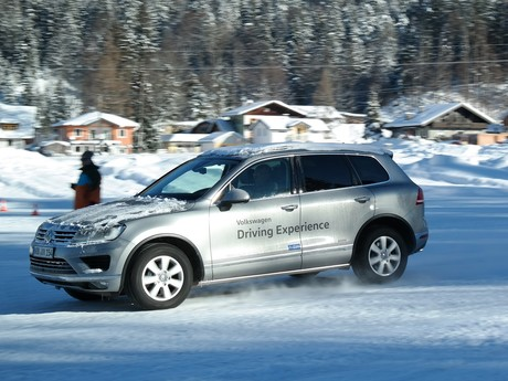 Der touareg vw driving experience 004