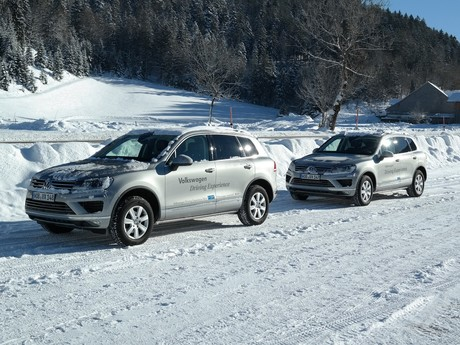Der touareg vw driving experience 006