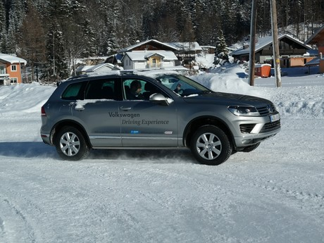Der touareg vw driving experience 008