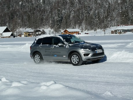 Der touareg vw driving experience 009