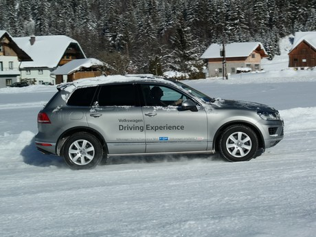 Der touareg vw driving experience 010