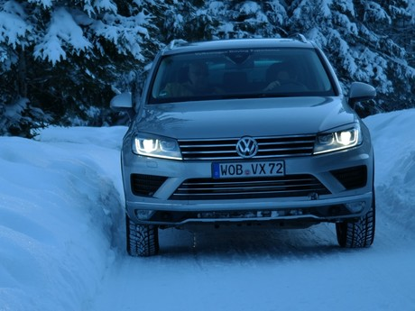 Der touareg vw driving experience 012