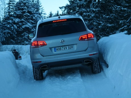 Der touareg vw driving experience 013