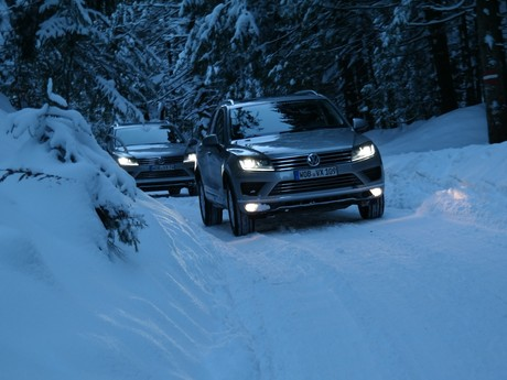 Der touareg vw driving experience 015