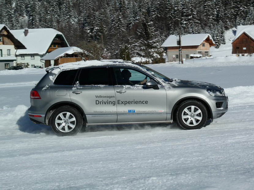 Der touareg vw driving experience 018