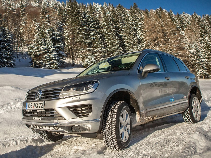 Der touareg vw driving experience 019