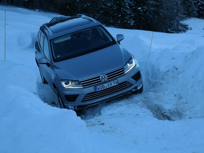 Der touareg vw driving experience 021