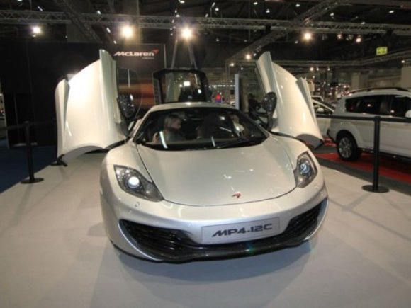 VAS 2012 Fotos: Luxury Cars