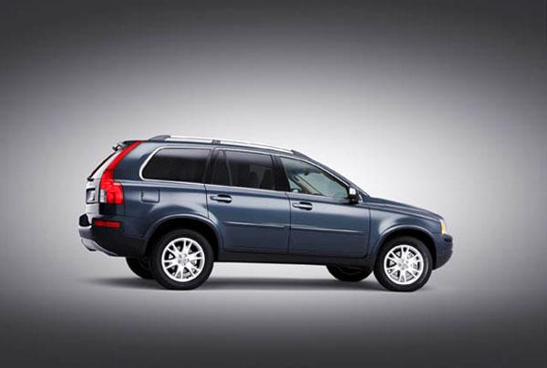 Volvo xc90 neues modell ab sommer in produktion – bild 2 von 4