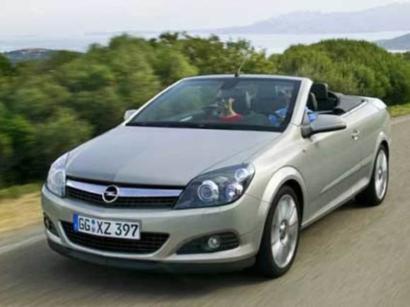 C opel astra twintop vo